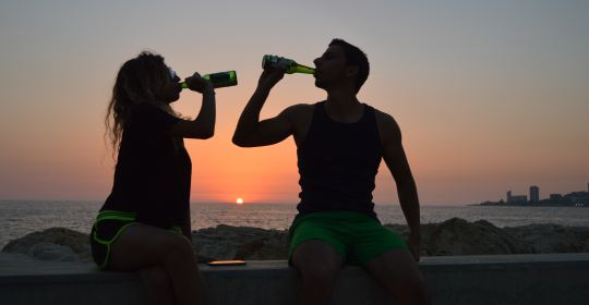 Sober Truth Behind Our Drunk Courage