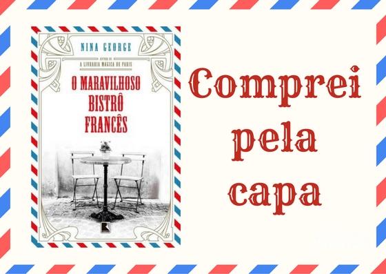 capa do livro o maravilhoso bistrô francês