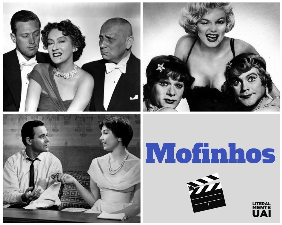 Capa de 3 filmes dirigidos por Billy Wilder