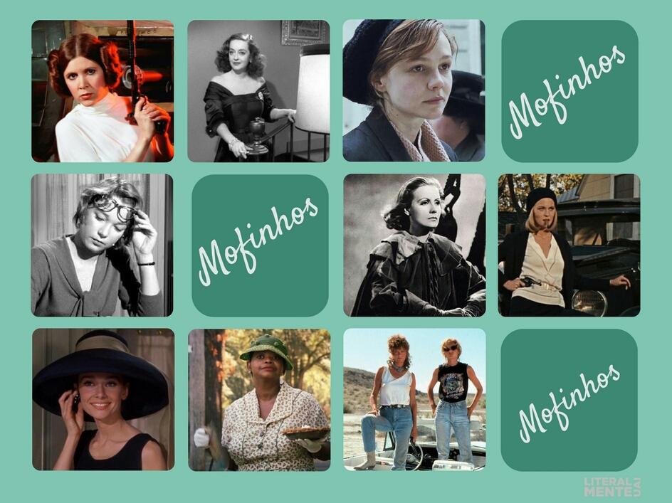 10 personagens femininas