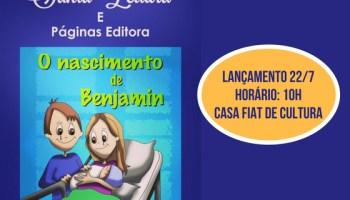 5 7 - MC Gui lança livro em BH   LiteralMente, UAI 85ed8a8d52