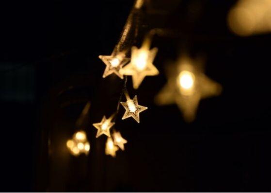 estrelas artificiais