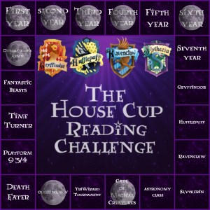 The House Cup Reading Challenge: Update #1