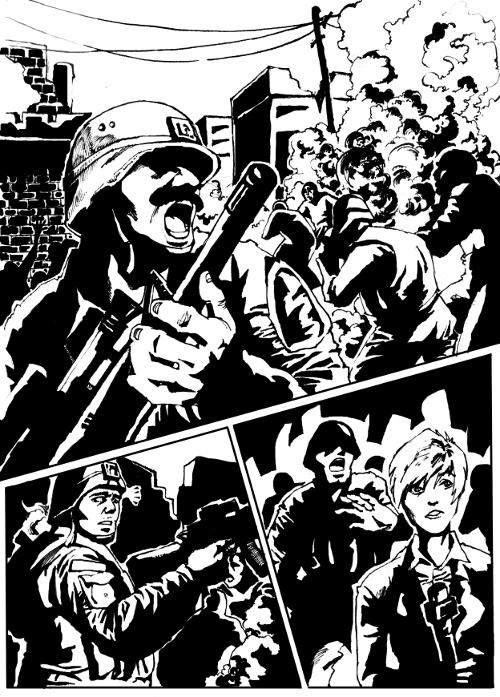 dusk – page 1