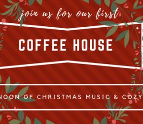 Charity Christmas Coffee House