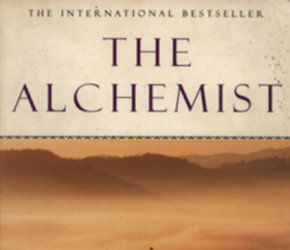 Book To Art Club – The Alchemist