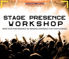 Stage Presence Workshop