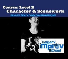 Level B: Character and Scenework I
