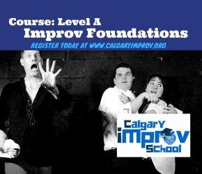 Level A: Improv Foundations