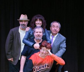 The Big Fat Year End Kiss Off Comedy Show XXIV--starring Will Durst