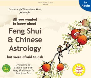 All you wanted to know about Feng Shui & Chinese Astrology but were afraid to ask