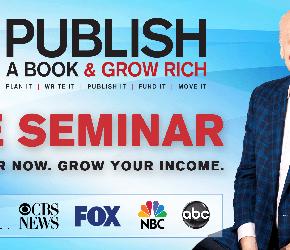 Publish A Book & Grow Rich - London