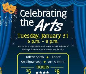 Celebrating the Arts