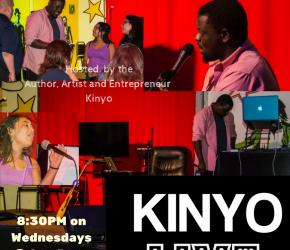 Kinyo Live