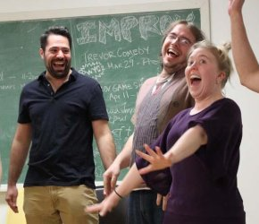 Free Drop-in Improv Comedy Workshop