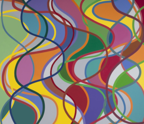 Geometry and Movement- The Language of Color in Motion