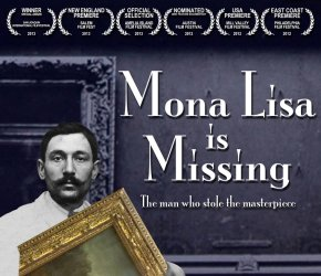 MONA LISA IS MISSING