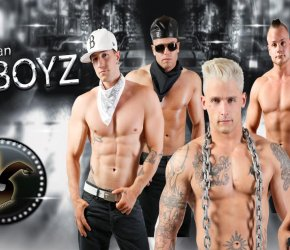 Winnipeg Ladies Night f/PLAYBOYZ - Valentines Special
