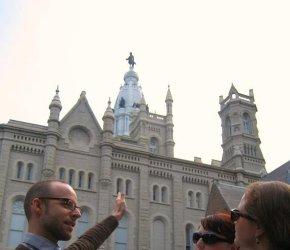 WALKING TOUR - 'Emergence of a Modern Metropolis: Philadelphia'