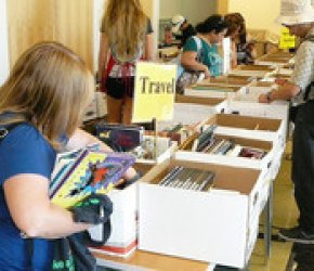 Friends of the Bascom Branch Library Book Sale