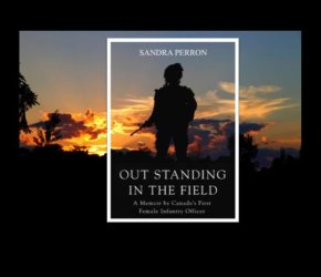 Book Launch - OUT STANDING IN THE FIELD by Sandra Perron