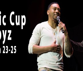 Plastic Cup Boyz @ The Comedy Zone