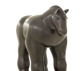 Fernando Botero Sculpture Exhibit