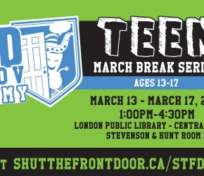STFD Improv Academy Presents: Teen March Break Series