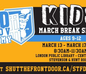 STFD Improv Academy Presents: Kids March Break Series