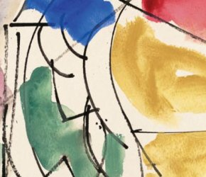 MOCA Book Club: Hans Hofmann: Works on Paper