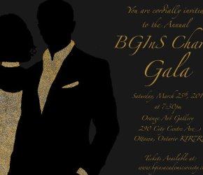 1st Annual BGInS Charity Gala