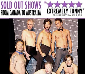 The Comic Strippers !! Nanaimo