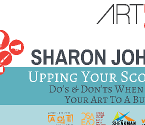 ARTPRENEUR Chat: Upping Your Scorecard with Sharon Johnson