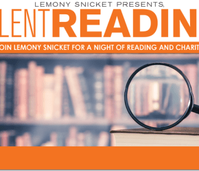 Lemony Snicket and Cogswell College Host a Silent Reading Party
