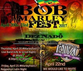 Marley Music & Art Festival 2017