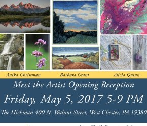Meet the Artist Opening Reception