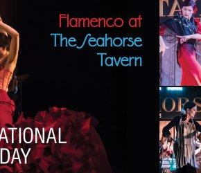 LA AZULITA - Flamenco on International Dance Day