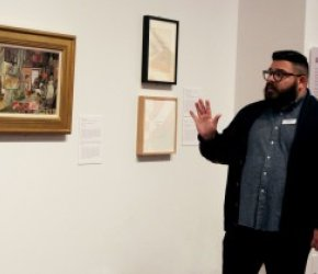 Public Tour: Persuasion: Messages & Meaning in Art