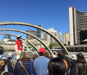 Toronto Architecture Tours | Culture & Campus Tour 2017