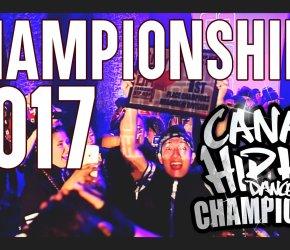 Canadian Hip Hop Dance Championship FINALS- Future & Worlds Division