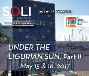 Under the Ligurian Sun