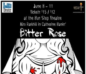 Matchstick Theatre presents: Bitter Rose by Catherine Banks