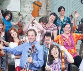 Fundraiser for Thirteen Strings