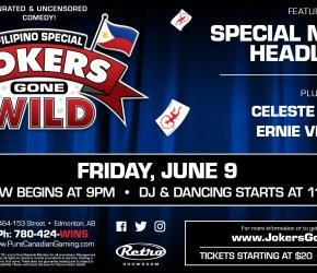 Jokers Gone Wild - Filipino Special June 9th