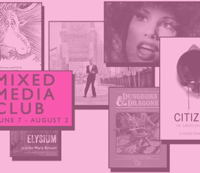 Mixed Media Club: 'Elysium' by Jenn Marie Brissette