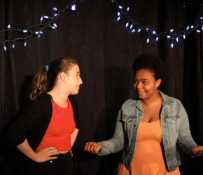 Teen Drop-In Improv workshop (Free!)