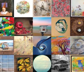 Exhibition: minis / A Group Show