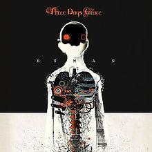Album Cover for Three Days Grace's 2015 Album Human.