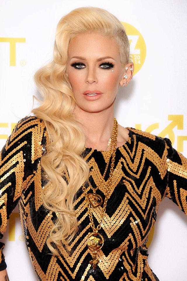 Jenna Jameson Pictured in 2014