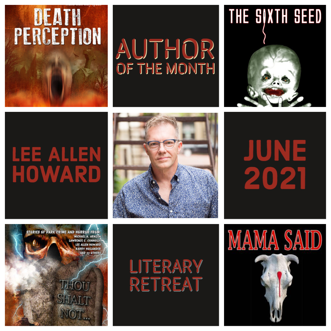 Featured Image of Lee Allen Howard.